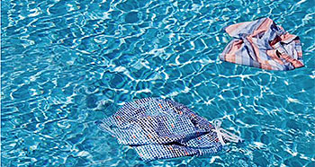 floating bathing suits