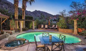 Example Palm Springs real estate photio