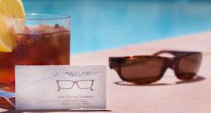 sunglasses by pool at The Hacienda Gay Hotel